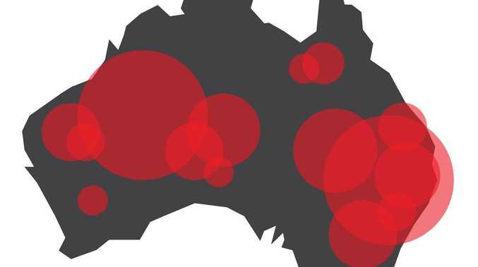 Australia's cruellest suburbs revealed