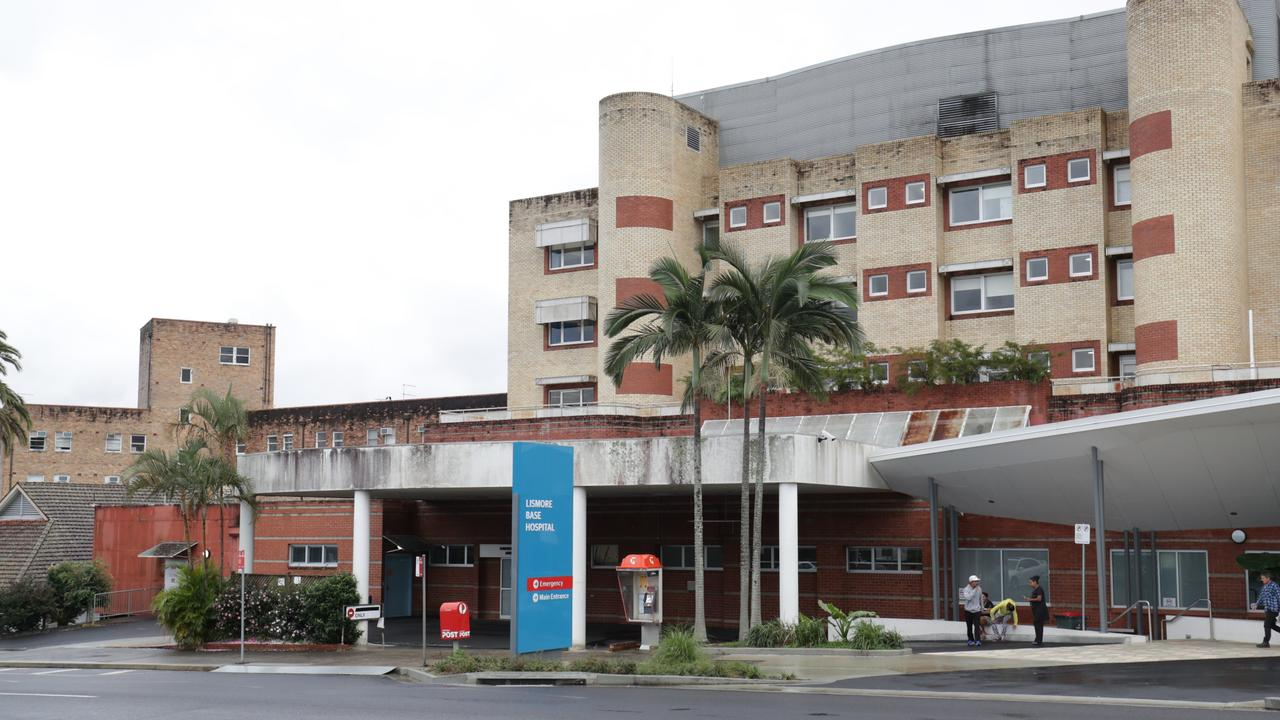 The final stage of Lismore Base Hospital Redevelopment has begun. Picture: Luke Marsden