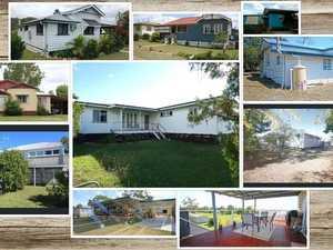 FOR SALE: Ten bargain houses on the North Burnett market
