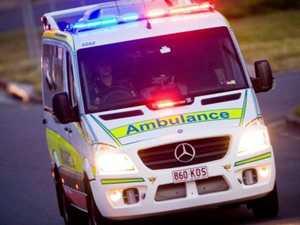 Car veers off road in South Rockhampton crash
