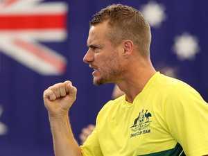 C'mon! Aussie legend receives 'ultimate' tennis honour