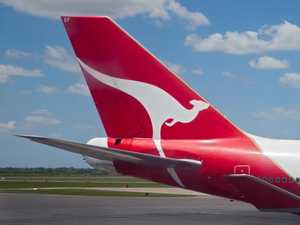 Qantas posts eye watering loss