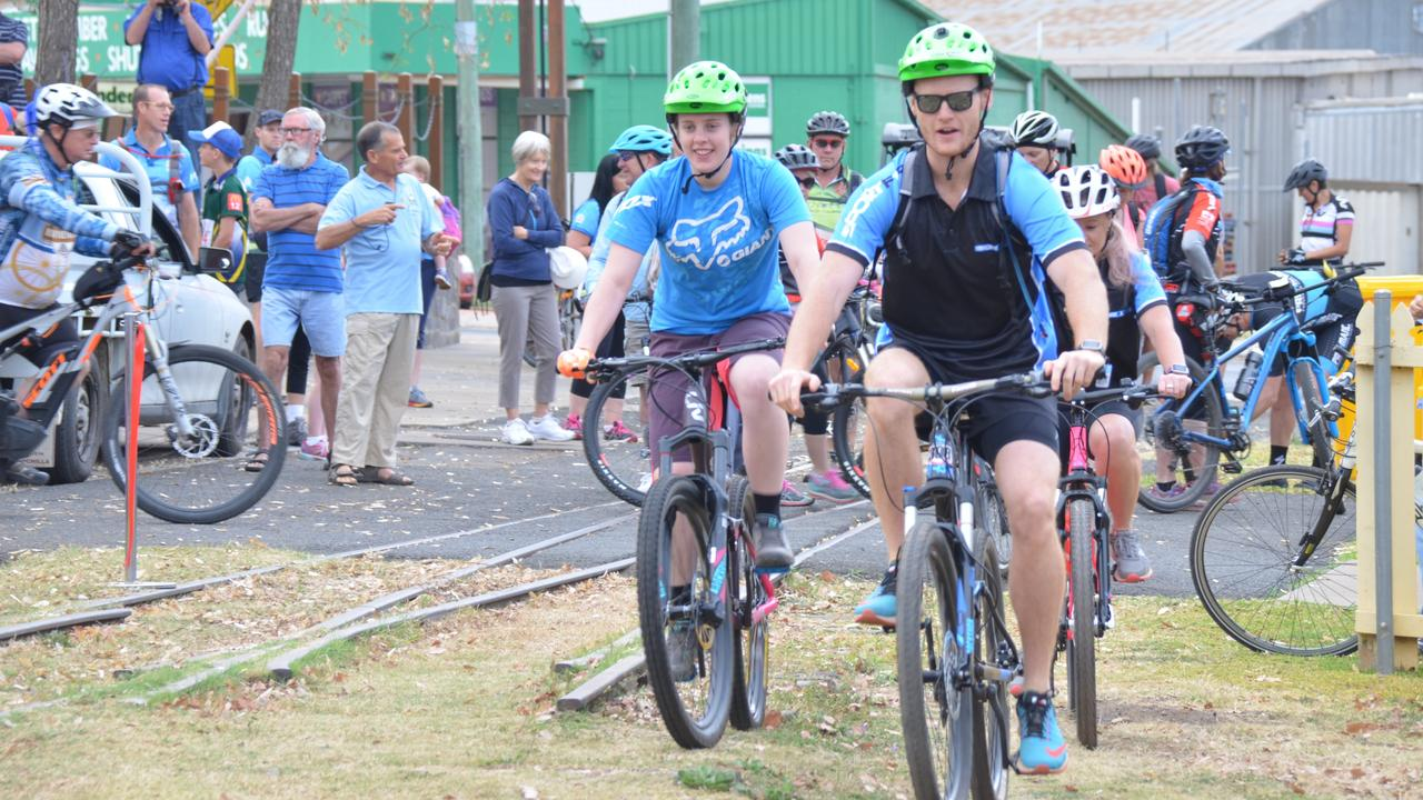 The council have voted on a significant funding boost for the Kingaroy to Kilkivan Rail Trail. File Photo.