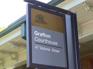 Police officer injured in Grafton court brouhaha