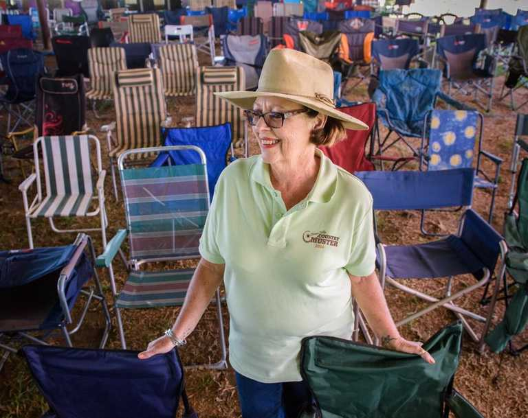 Clarence Valley Country Music Muster organiser Wendy Gordon is looking forward to a return of the event for 2021