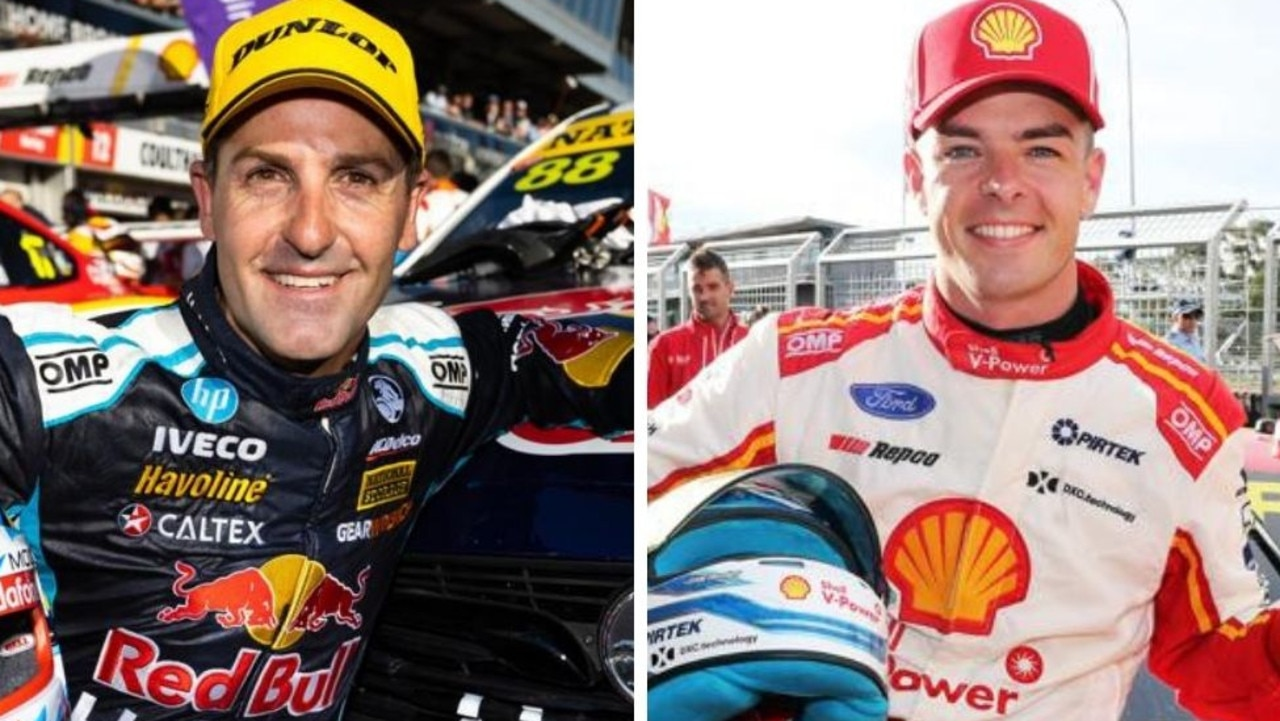 With Scott McLaughlin gone and Jamie Whincup to follow, who will fill the void?