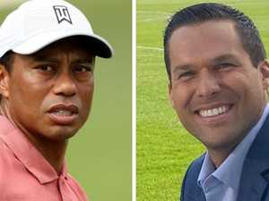 Uproar over TV anchor's Tiger Woods claim