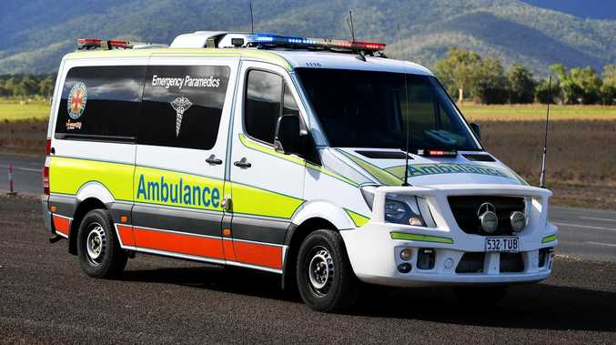 Reports car has ploughed into tree at Seaforth