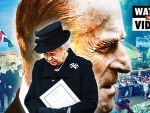 What happens when Prince Philip dies?