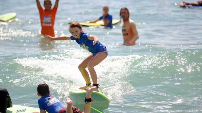 Surf school given green light for more green room