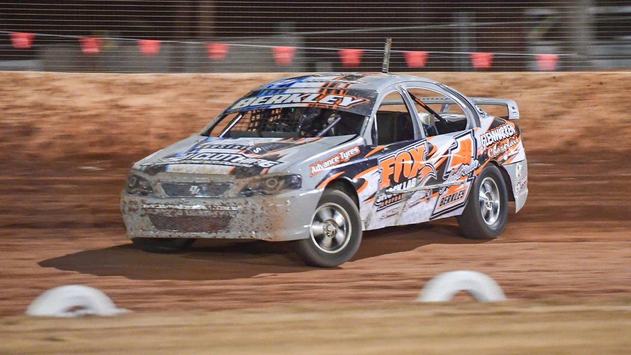 Australian number one Joel Berkley heads up a 56-strong field nominated for the Queensland Production Sedan Title at the Rockhampton Showgrounds.