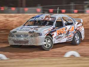 Top drivers race into Rocky for shot at Qld title