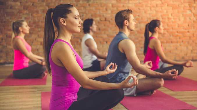 How you can get involved in council's free yoga