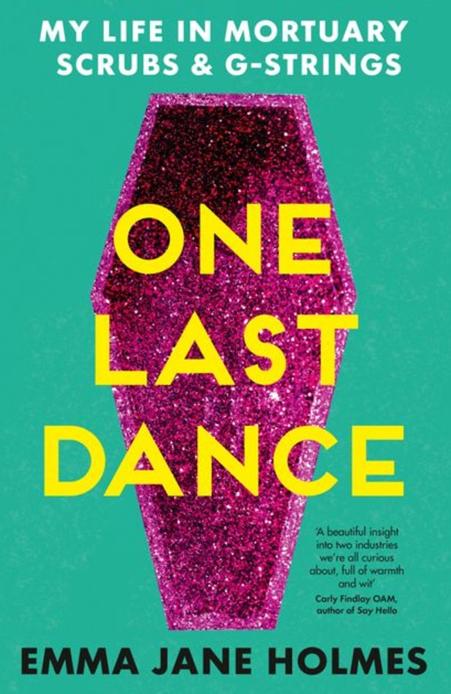 Telling a different story … One Last Dance by Emma Jane Holmes