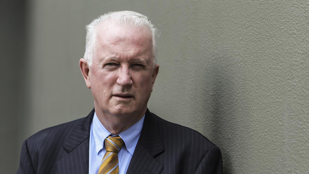 Former LNP president Bruce McIver. Picture: Mark Cranitch