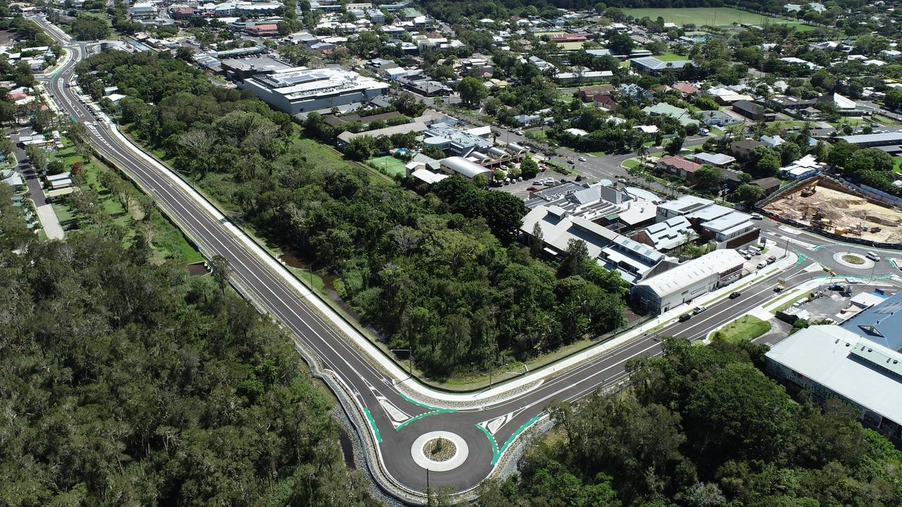 The Byron Bypass is set to officially open on Saturday, February 27, 2021. Picture: Byron Shire Council