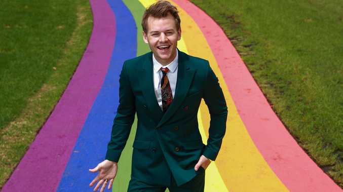 Joel Creasey says he understands why some do not like him
