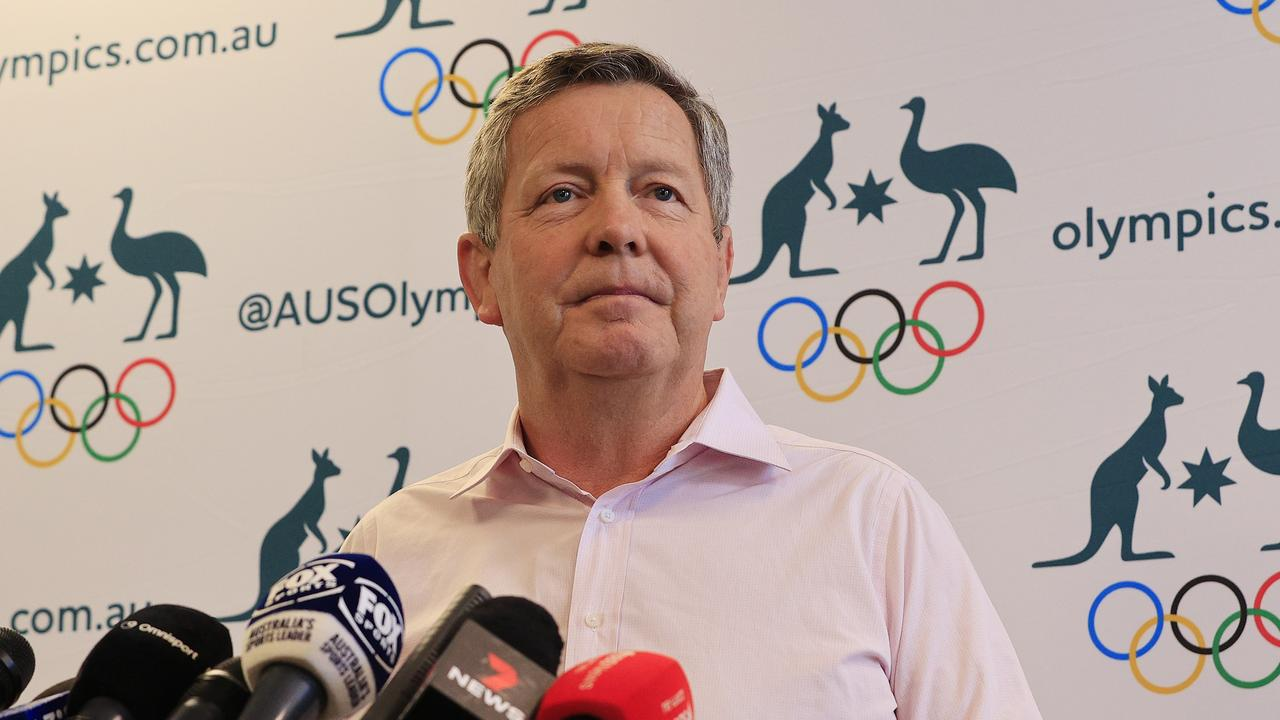 A Brisbane Olympics would be used to save a generation of kids from obesity and get them into organised sport, the AOC says.