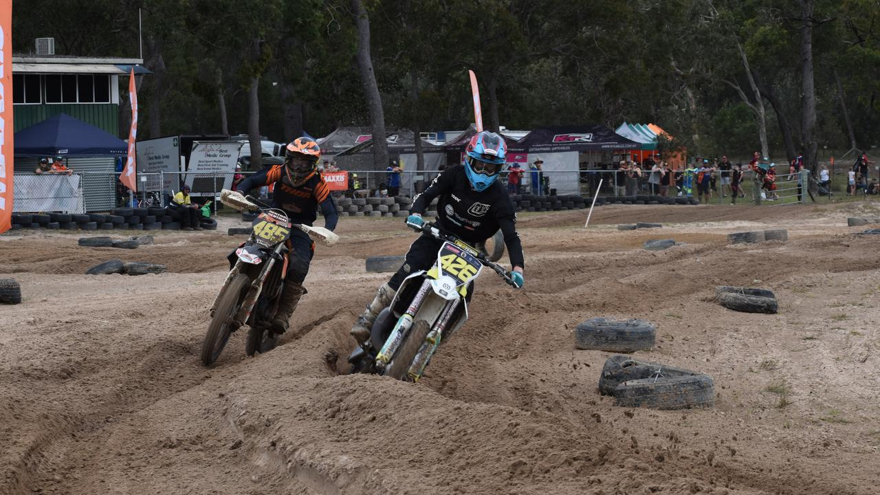 The Sunshine State MX Series is being held in Hervey Bay across this weekend. Photo: File