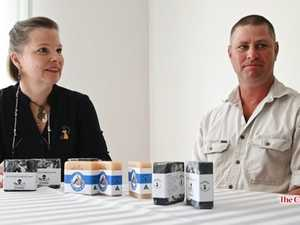 Natural soaps made on the Darling Downs