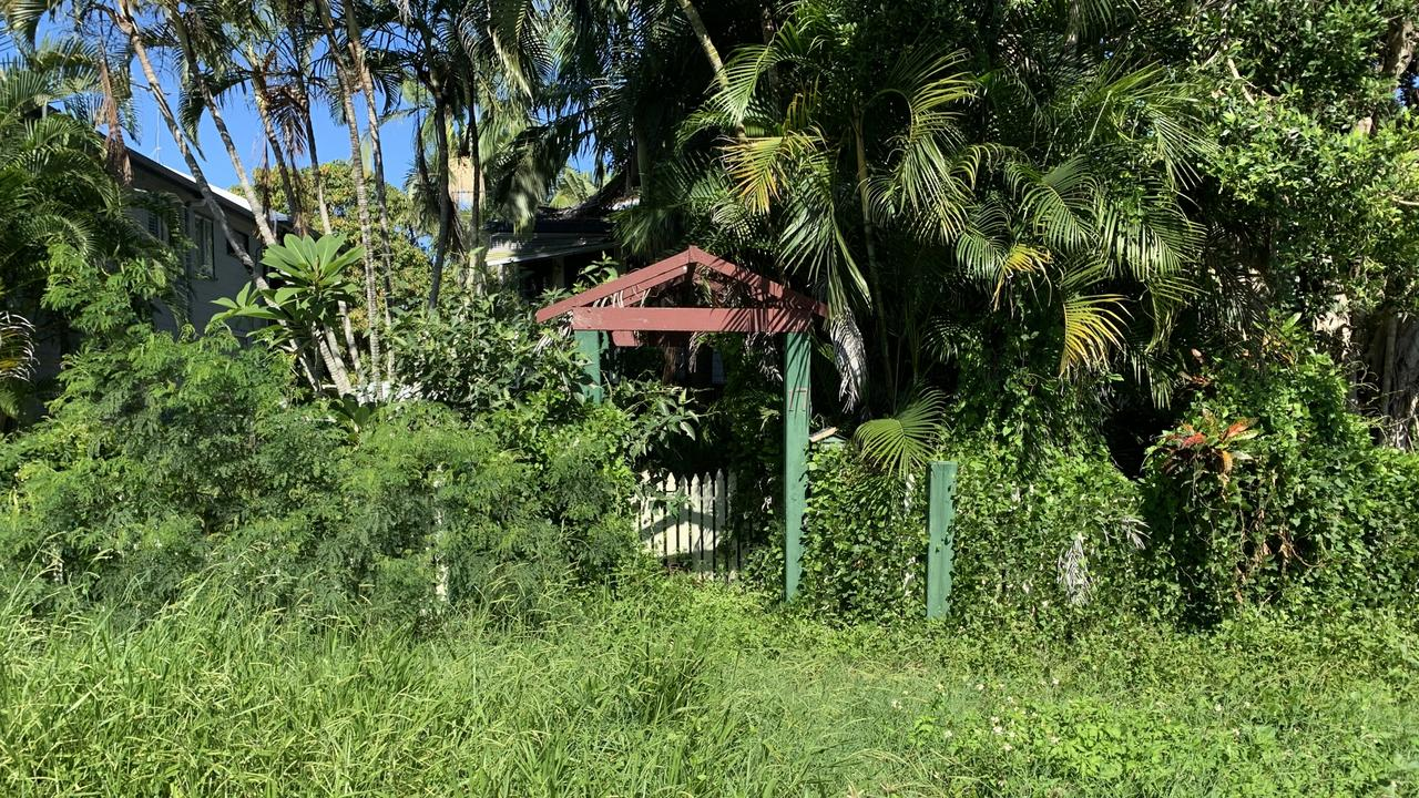 Mackay Regional Council has been granted orders to enter an overgrown property in South Mackay and fill in the pool, which has been declared a health risk