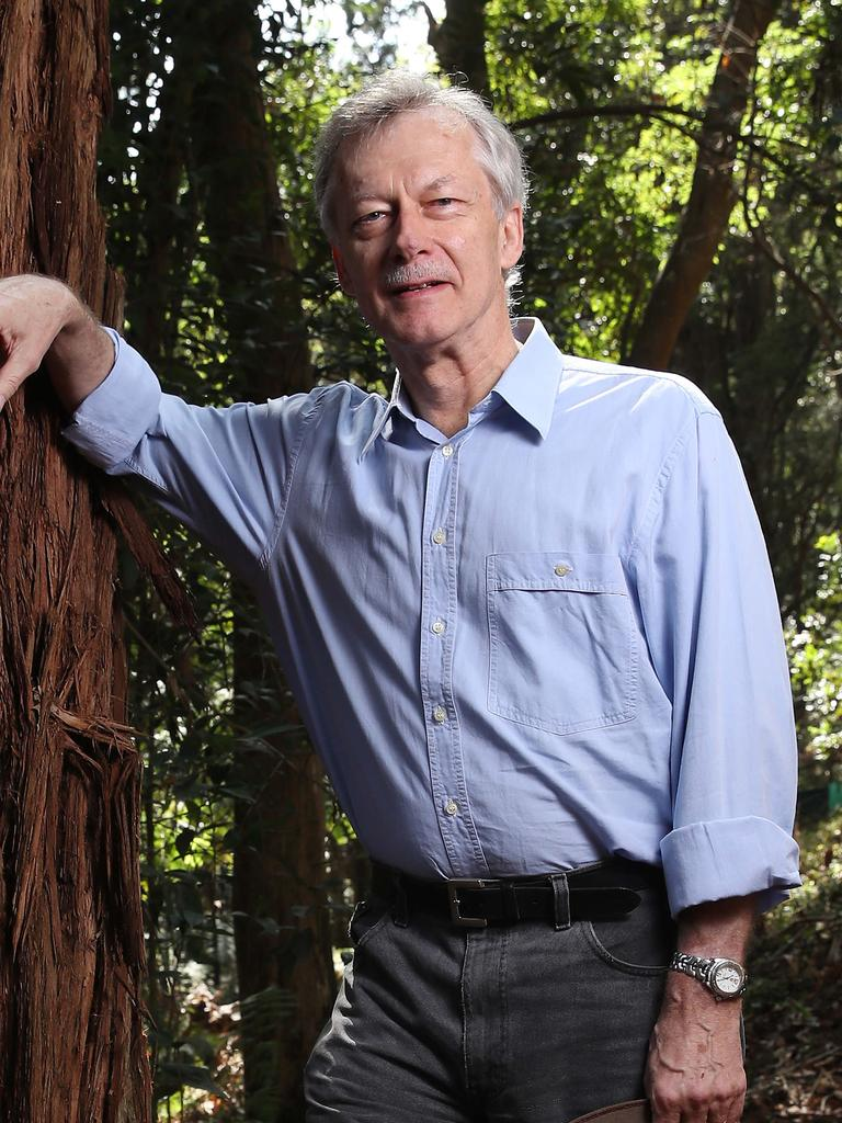 Sydney University Professor of Ecology, Chris Dickman. Picture: David Swift