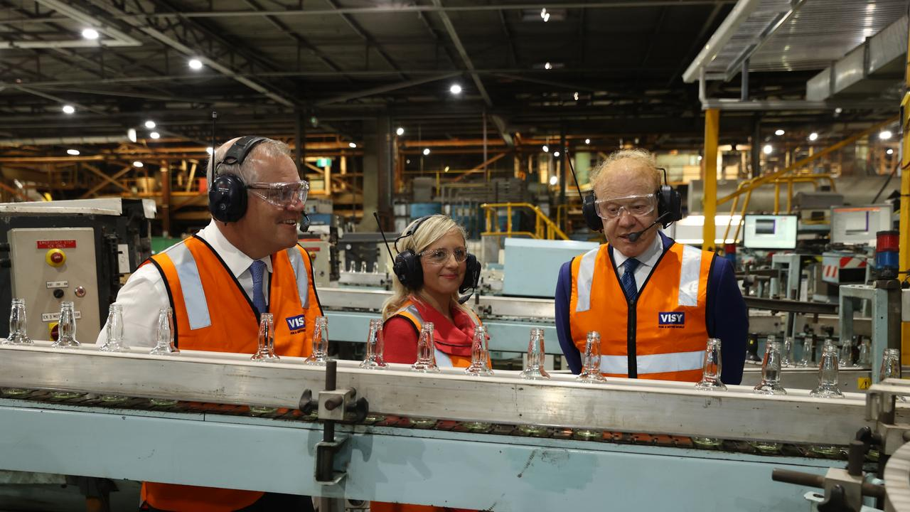 The box making magnate is coming off a record financial result for Visy and Pratt Industries, and says it is the right time to keep investing in manufacturing.