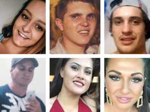 22 southeast Qld ice addicts and their trails of destruction