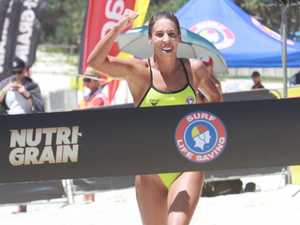 Rogers claims big win in hunt for ironwoman glory