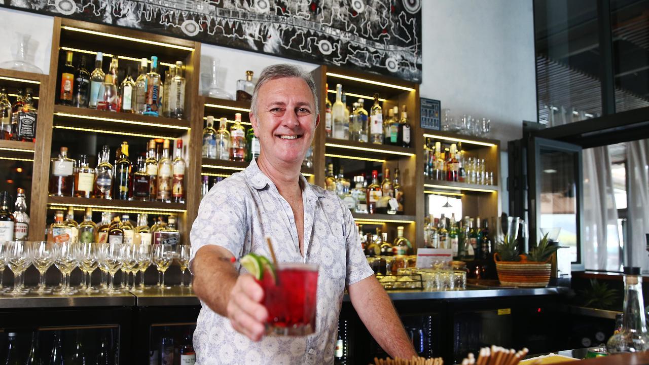Ochre Modern Australian Dining restaurant owner Craig Squire. PICTURE: BRENDAN RADKE