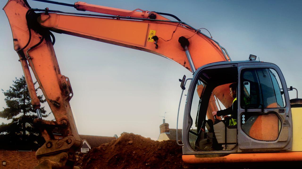 generic Excavator