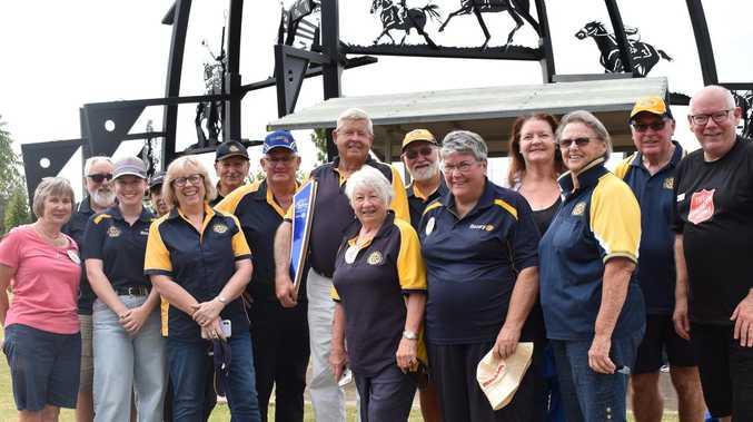 100 YEARS' SERVICE: Warwick Rotary marks huge milestone