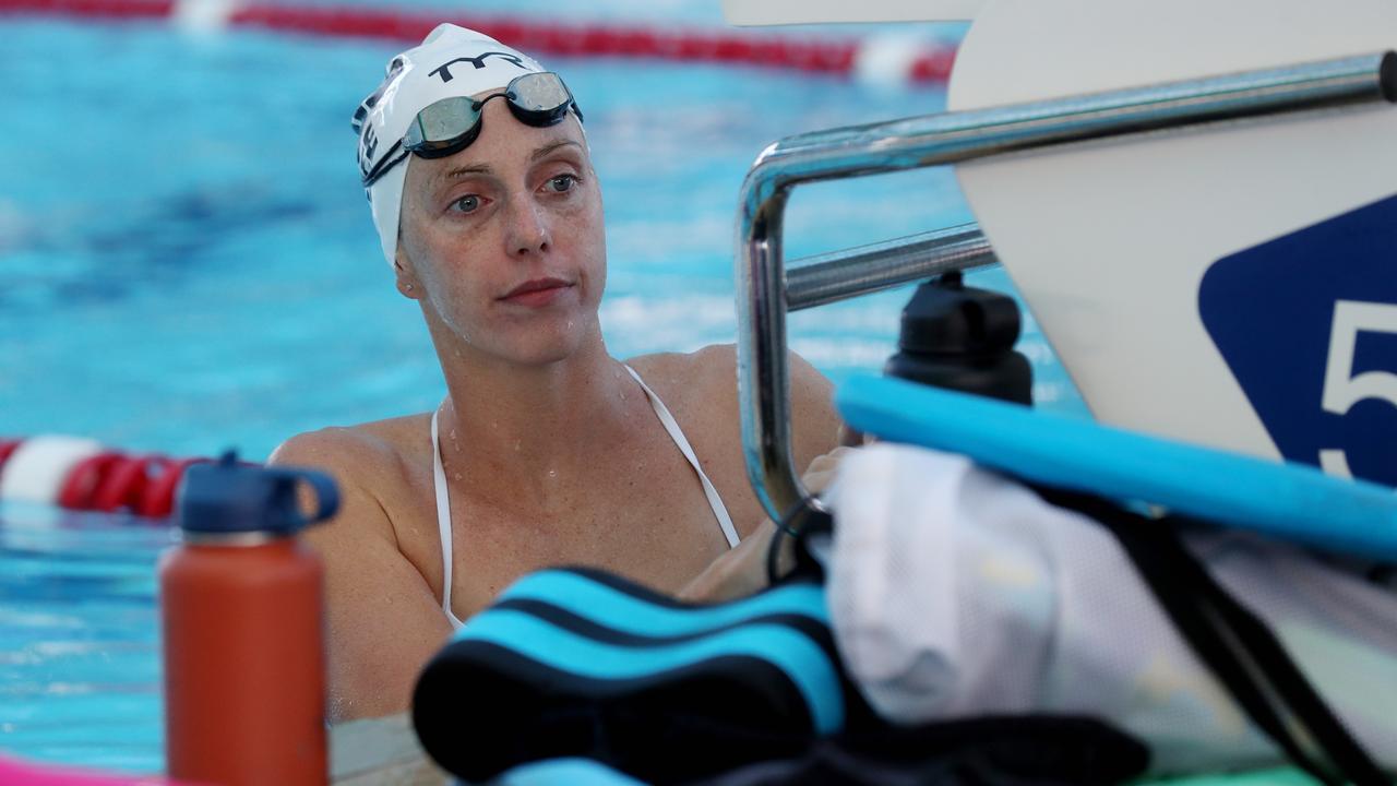 Olympic qualifier Kareena Lee. Picture: Stewart McLean