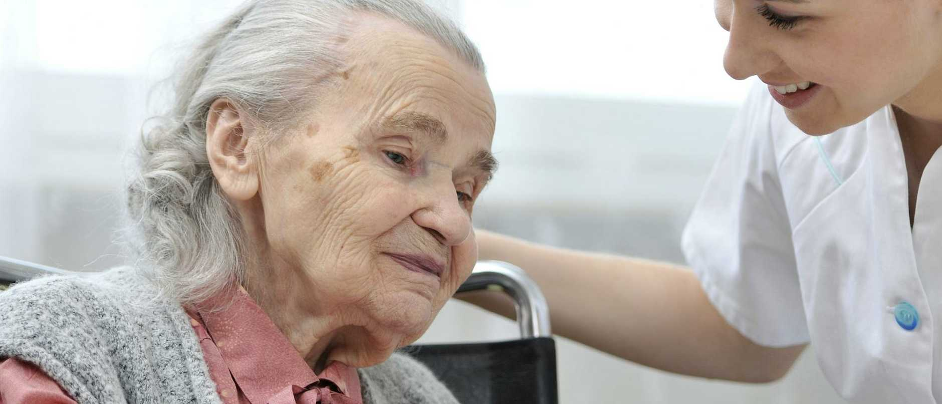 YOUR MONEY AGED CARE  ..  Nursing home Picture: Thinkstock