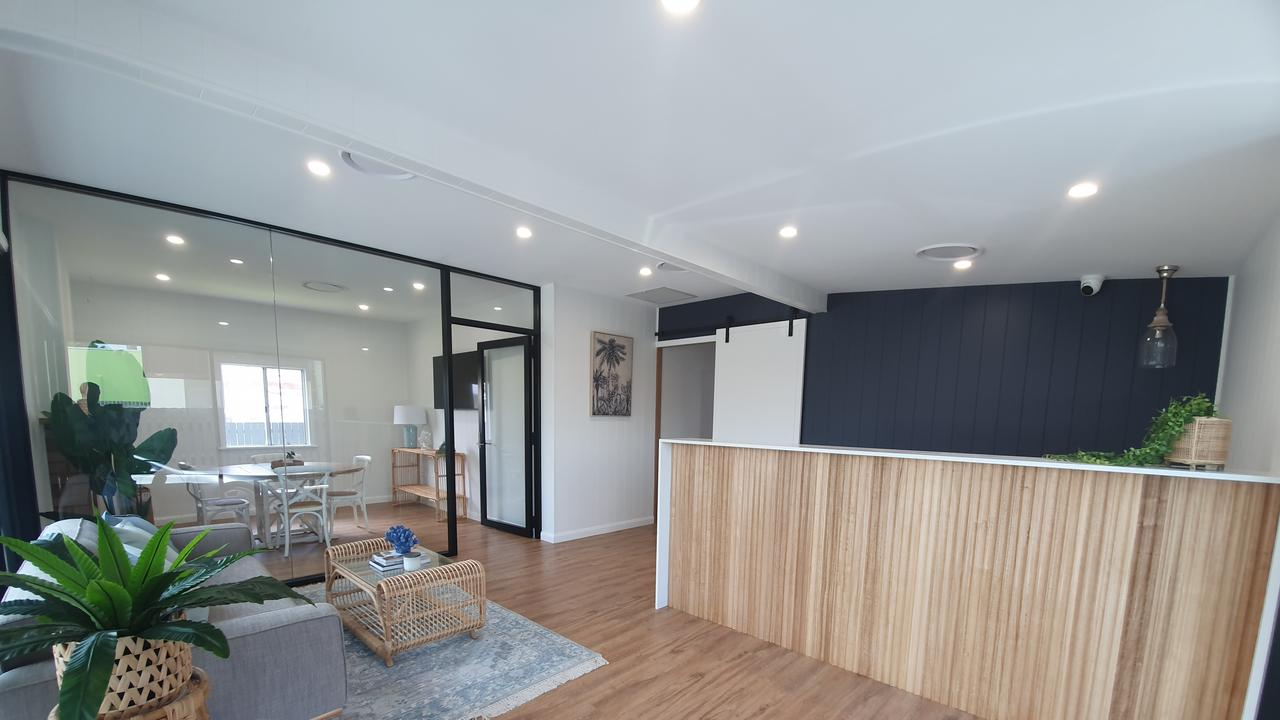 After undergoing a major renovation, Ryan and Tegan Weekes from Weekes Property Co have opened the doors to their new office.