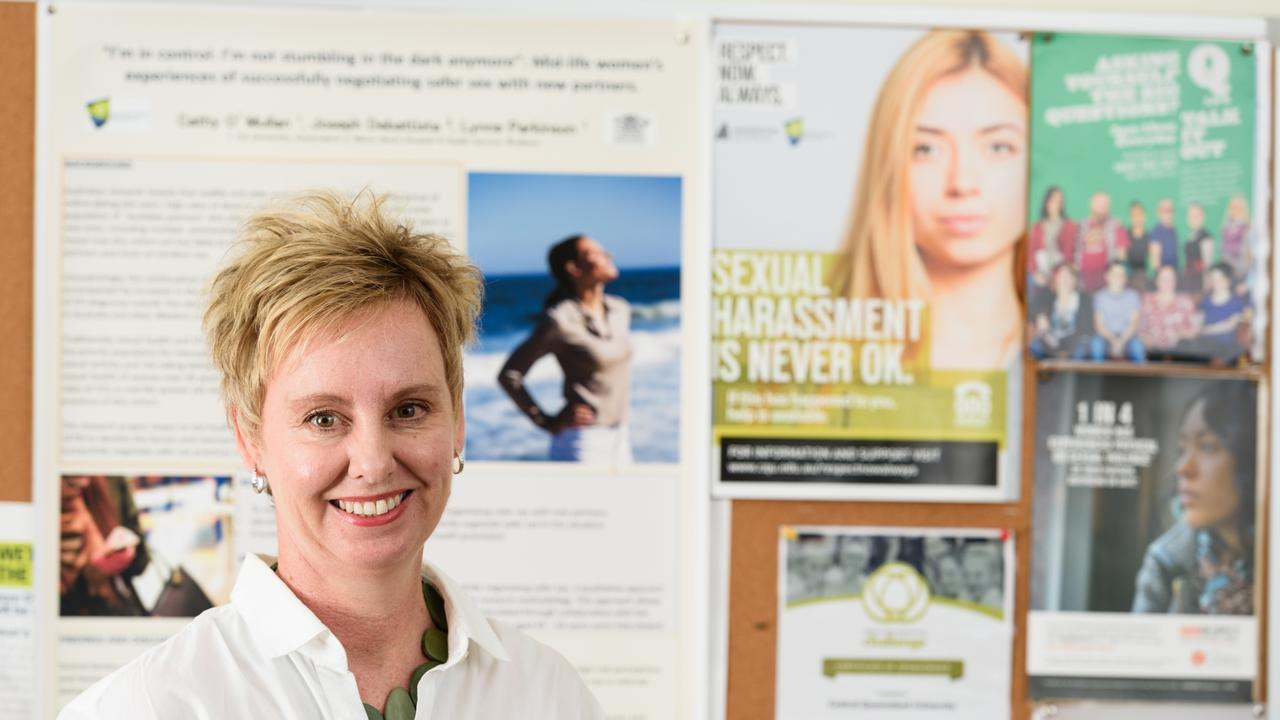 CQUniversity Bundaberg's sexuality researcher Dr Cathy O'Mullan said she believes sex is human nature and occupational therapists could play an important part in addressing concerns with clients.