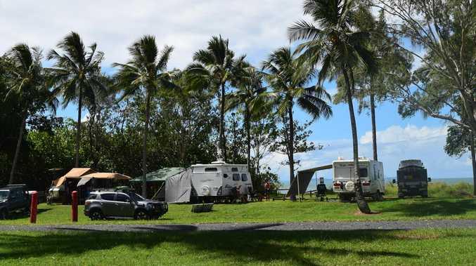 Fees slashed to make 'basic' Mackay campsites good value