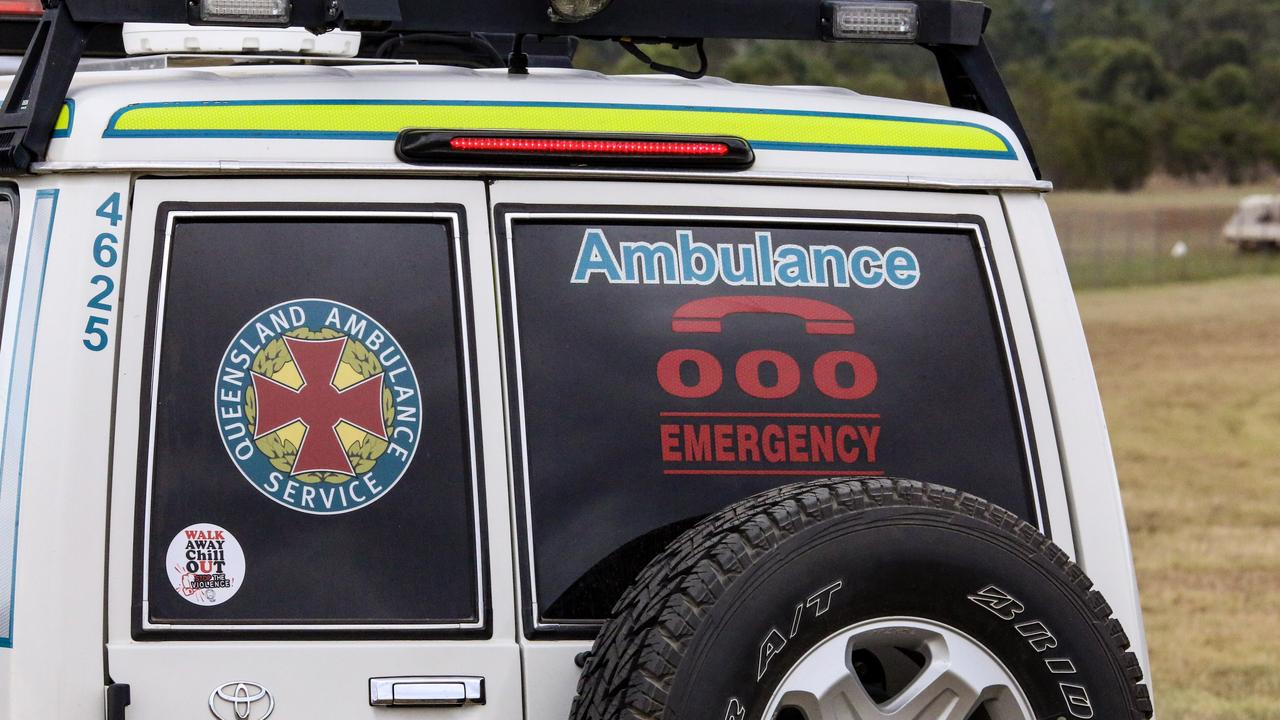 A man has been injured in a workplace accident in Clifton. Picture: Dominic Elsome