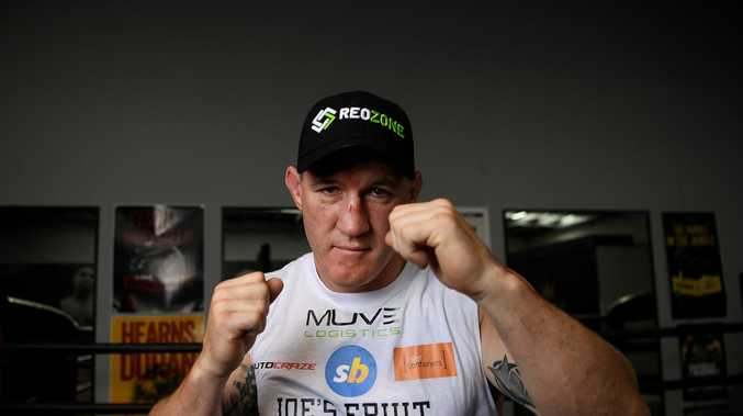 Gallen's $1.5 million title shot