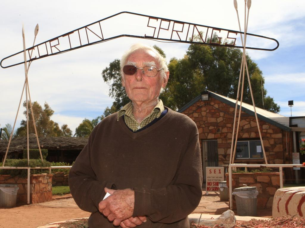 A farming stalwart dies at 94 years old.
