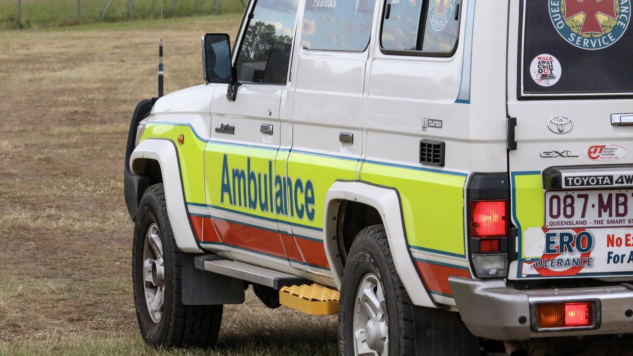 Paramedics transported a man to hospital following a quad bike crash at Round Hill near Agnes Water. FILE PHOTO.