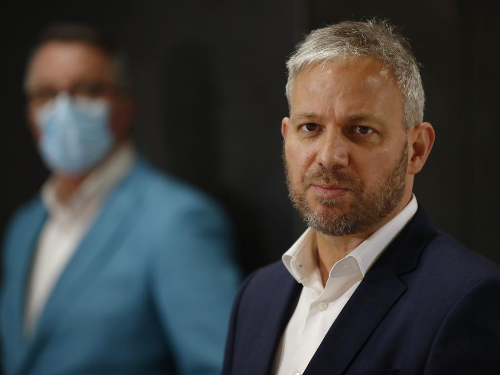 Victoria's Chief Health Officer Brett Sutton. Picture: NCA NewsWire / Daniel Pockett