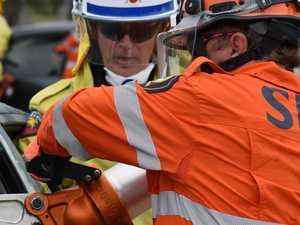 Crews train to beat 'golden hour' of road trauma