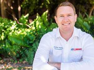 Christian Shepherd on his run for Division 3 councillor