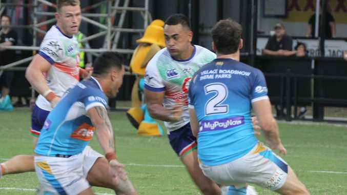 Win-win: Titans and Warriors draw at historic Lismore game