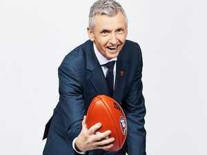 Bruce McAvaney drops AFL bombshell