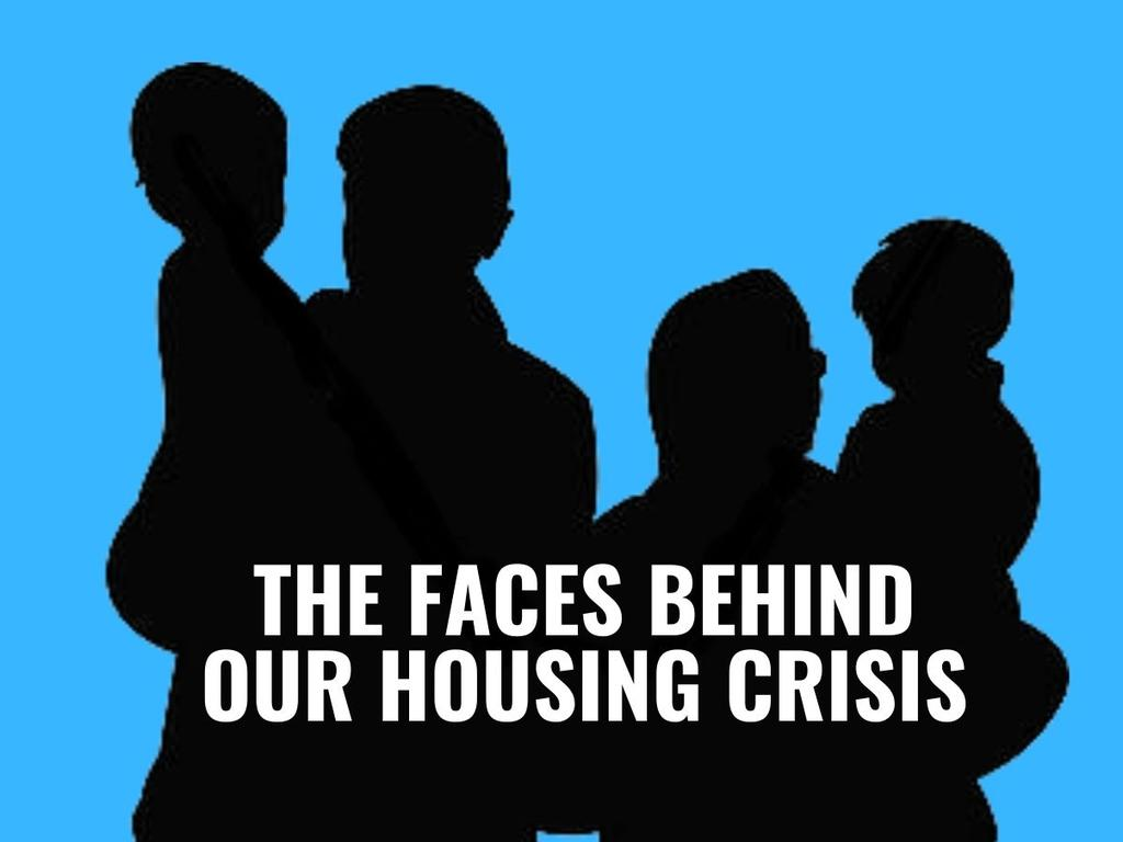 Hear the stories behind the people struggling to find accommodation in the midst of the Clarence Valley's rental property crisis.