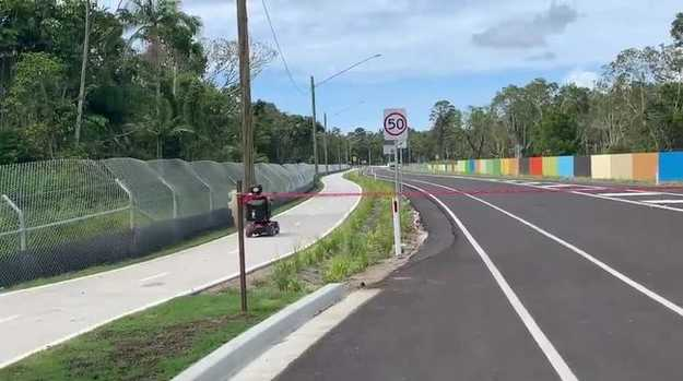Byron Bay Bypass officially opened