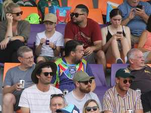 Delight for NRL fans at Oakes Oval
