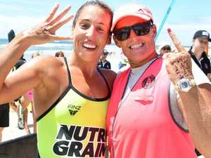Rogers reigns supreme after claiming IronWoman titles
